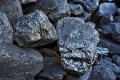 Куча угля Стоковое Фото