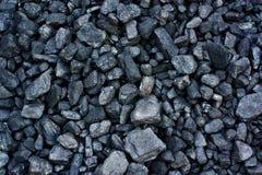 Куча угля Стоковая Фотография