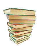 куча 02 книг Стоковое Фото