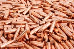 куча bulletes Стоковая Фотография RF