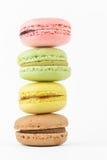 Куча Macaron стоковая фотография rf