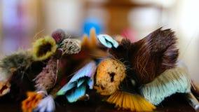 Куча Paintbrushes Стоковые Фото