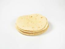 Куча tortillas Стоковые Изображения RF