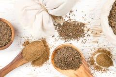 Кучи семени тимона Стоковая Фотография RF