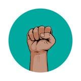 Кулак руки Стоковое Фото