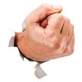 Кулак силы Стоковое Изображение