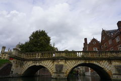Кулачок Англия реки Стоковые Фото