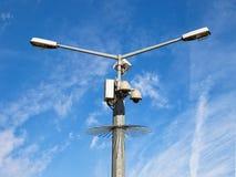 Кулачок безопасностью CCTV Стоковая Фотография