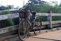 Куда я вышел мой велосипед? Стоковая Фотография RF