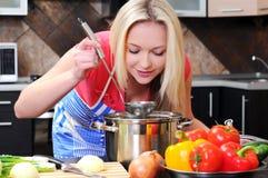 Кулинария Стоковое Изображение RF