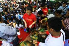 Кулинарное Индонезии традиционное Стоковая Фотография