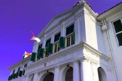 Культурное наследие старой Джакарты Стоковое Изображение RF