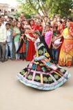 Культурное представление танца Стоковые Изображения