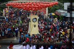 Культурные традиции Sudiro Grebeg Стоковые Изображения RF