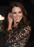 Кэтрина, Duchess Кембридж Стоковое Фото