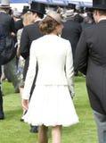 Кэтрина, Duchess Кембридж Стоковое Изображение