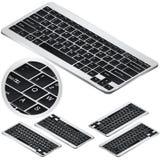 Клавиатура вектора равновеликая высококачественная бесплатная иллюстрация