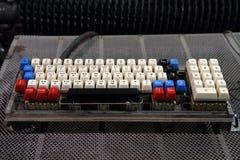 клавиатура компьютера старая Стоковые Изображения RF