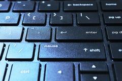 Клавиатура компьютеров Стоковые Фото