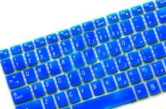 Клавиатура мембраны Стоковые Изображения RF