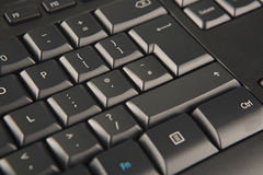 Клавиатура работников офиса Стоковое фото RF