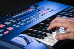 Клавиатура Стоковая Фотография RF