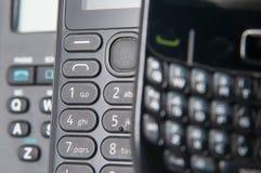 Клавиатуры телефона Стоковые Изображения