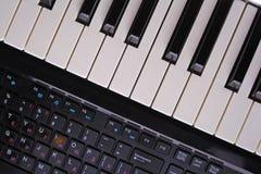 клавиатуры 2 Стоковое Фото