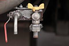 Клапан воздуха Стоковая Фотография