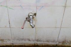 Клапан водопроводного крана Стоковое Изображение RF