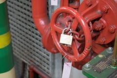 Клапан трубы Стоковая Фотография RF