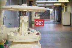 клапан Стоковое Изображение RF