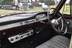 Классика автомобиля консула 375 делюкс Стоковая Фотография RF