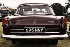 Классика автомобиля консула 375 делюкс Стоковая Фотография