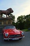 Классика Мерседес-Benz Стоковое фото RF