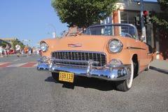 Классика Chevy 1955 Стоковое Изображение RF