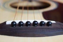 классицистическая гитара Стоковая Фотография RF