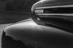 классицистическая тележка брода Стоковая Фотография RF