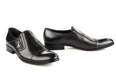 классицистические ботинки Стоковая Фотография RF