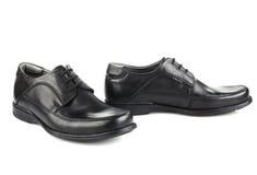 классицистические ботинки Стоковые Фото