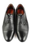 классицистические ботинки Стоковые Изображения