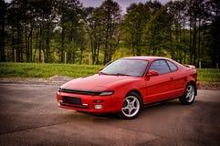 Классицистический автомобиль спортов Стоковые Изображения RF