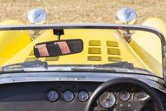 Классицистический автомобиль спортов Стоковая Фотография RF