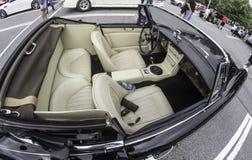Классицистический автомобиль с откидным верхом Стоковая Фотография RF
