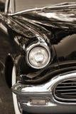 Классицистический автомобиль Стоковые Фото