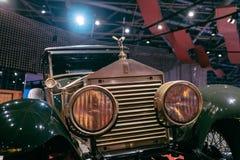 Классицистический автомобиль Стоковая Фотография