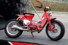 классицистический мотоцикл Стоковые Изображения