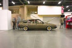 Классицистический немецкий автомобиль Стоковое Фото