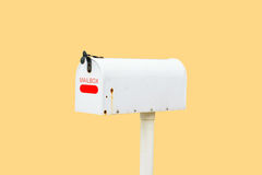 классицистический почтовый ящик Стоковая Фотография RF
