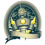 классицистический робот Стоковые Фотографии RF